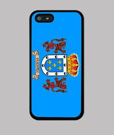 Funda Iphone Escudo Apellido Fuentes