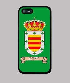 Funda Iphone Escudo Apellido Gómez