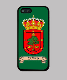 Funda Iphone Escudo Apellido Santos