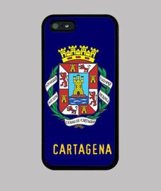 Funda Iphone Escudo de Cartagena