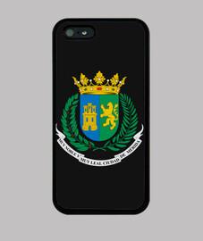 Funda Iphone Escudo de Ciudad de Merida