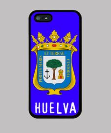 Funda Iphone Escudo de provincia de huelva