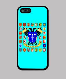 Funda Iphone Escudo Familia  Padilla