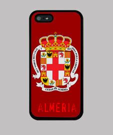 Funda Iphone Escudo Provincia Almería