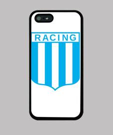Funda Iphone Escudo Racing Avellaneda