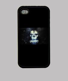 Funda iPhone Estampado Call OF DYTY