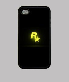 Funda iPhone Estampado Rockstar Games