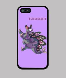 Funda Iphone Estegosaurio