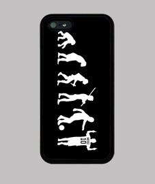 Funda Iphone Evolucion Humana Messi
