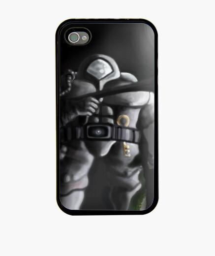 Funda iPhone Exterminator.