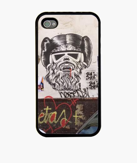 Funda iPhone Fashion Chewbacca.