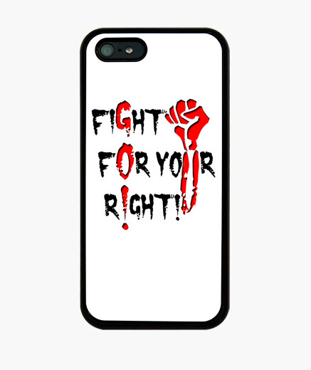 Funda iPhone FIGHT