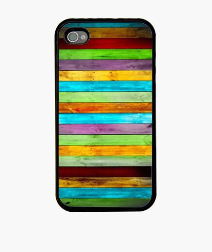 Funda iPhone Funda  con tablas de color