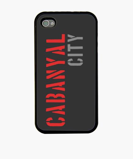 Funda iPhone Funda Cabanyal City