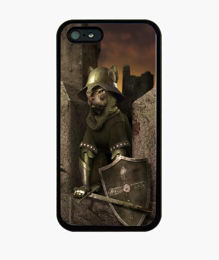 Funda iPhone Gato templario