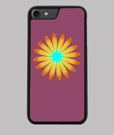 Funda iPhone Girasol estrella