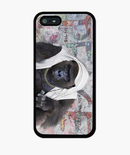 Funda iPhone Gorila rapero