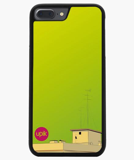 Funda iPhone 7 Plus / 8 Plus Green Sky