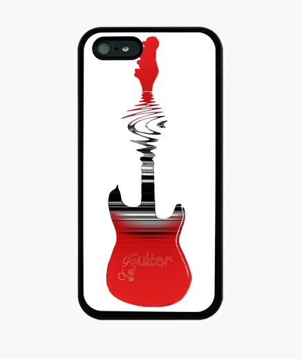 Funda iPhone Guitarra