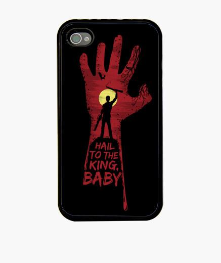 Funda iPhone Hail to the king, BABY!