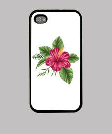 Funda iPhone Hibiscus