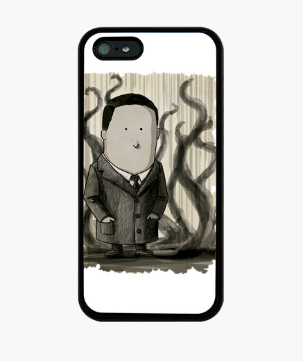 Funda iPhone Howard P. Lovecraft By Calvichi's