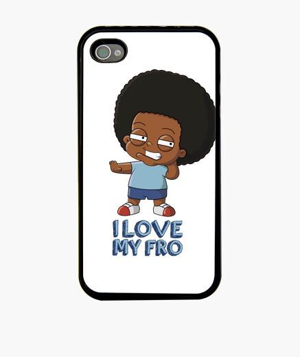 Funda iPhone I love my fro