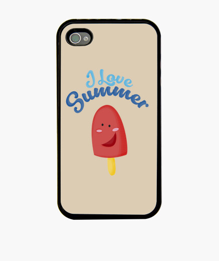 Funda iPhone I Love Summer