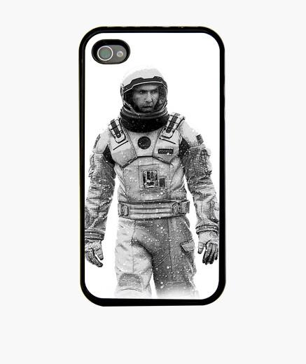 Funda iPhone Interstellar - Cooper alone...