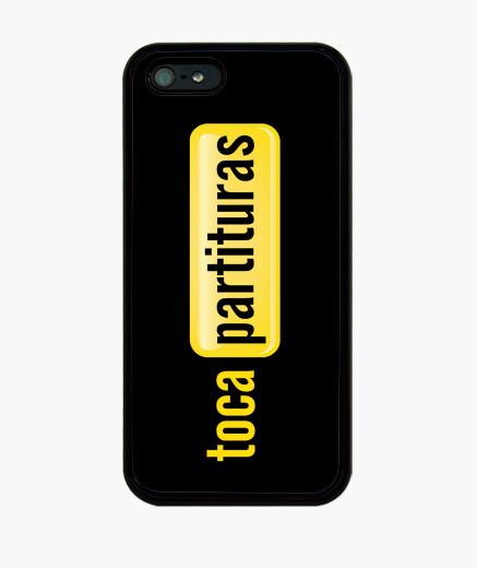 Funda iPhone iPhone 5 Funda tocapartituras.com