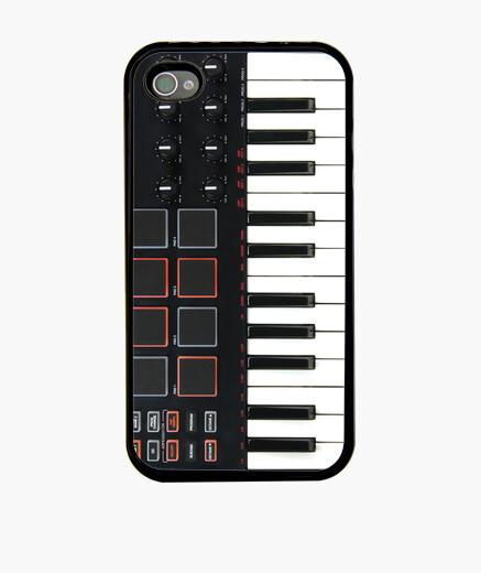 Funda iPhone Keyboard