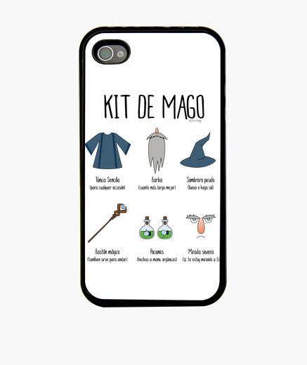 Funda iPhone Kit de Mago - iPhone 4 (4S)