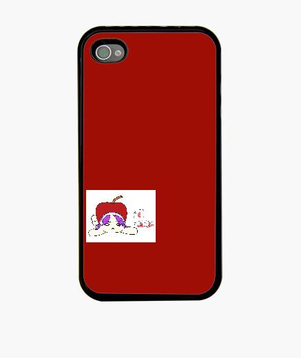 Funda iPhone La chica, el regalo y la gran...