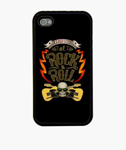 Funda iPhone Larga vida al rock and roll
