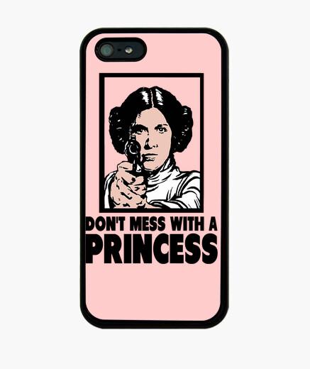 Funda iPhone Leela (Star Wars)