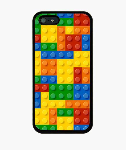 Funda iPhone Lego bricks
