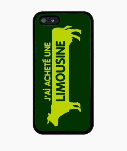 Funda iPhone Limusina - iphone