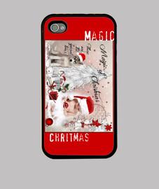 Funda iPhone Magic Christmas