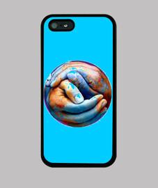 Funda Iphone Manos Tierra