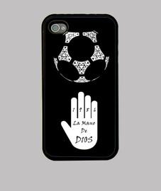 Funda Iphone Maradona - La mano de Dios