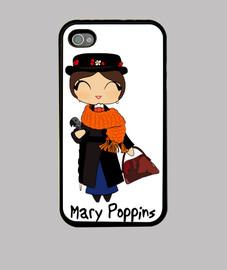 Funda iPhone Mary Poppins
