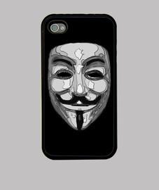 Funda Iphone Mascara Anonymous 2