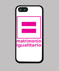 Funda Iphone, MATRIMONIO IGUALITARIO 2