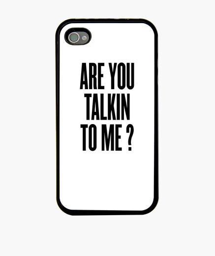 Funda iPhone me estas hablando