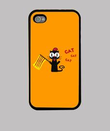 Funda Iphone Mixu Cat