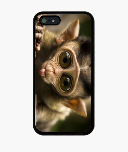 Funda iPhone Monito burlón