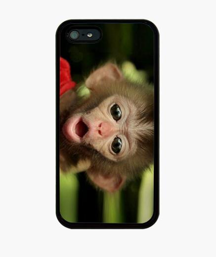 Funda iPhone Monito pasmao