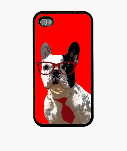 Funda iPhone MPF - Oreo Hipster (rojo)....
