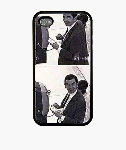 Funda iPhone Mr Bean