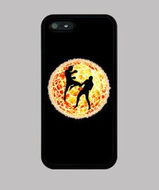 Funda iPhone Muay Thai